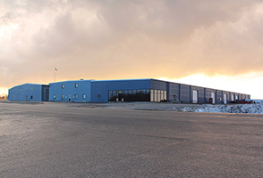 Hy-Capacity Headquarters and Main Warehouse Facility in Humboldt, Iowa