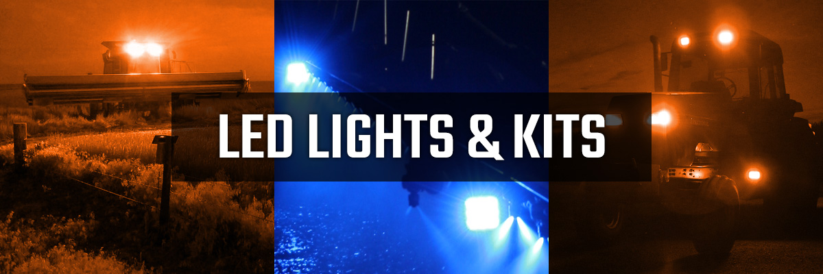 Popular LED Lights and Kits
