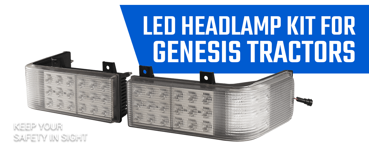 Genesis Headlight