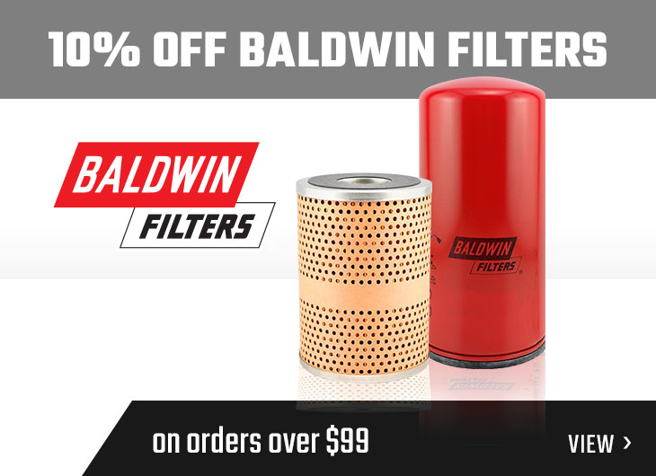 Baldwin Filter Special