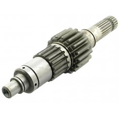 IPTO Output Shaft, 1000 RPM