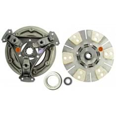 "11"" Single Stage Clutch Kit, w/ Bearings - New"