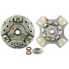 "11"" Single Stage Clutch Kit, w/ Bearings & Seals - Reman"