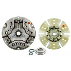 "12"" Single Stage Clutch Kit, w/ Bearings & Seals - Reman"