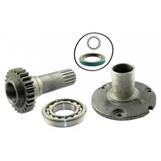 IPTO Drive Gear Kit, 25 Degree