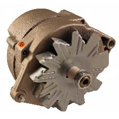 Alternator - New, 12V, 55A, 10DN, Aftermarket Delco Remy