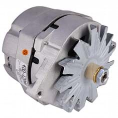 Alternator - New, 12V, 105A, 15SI, Aftermarket Delco Remy