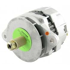Alternator - New, 12V, 160A, 22SI, Aftermarket Delco Remy