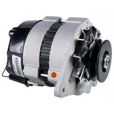 Alternator - New, 12V, 36A, A115, Aftermarket Lucas