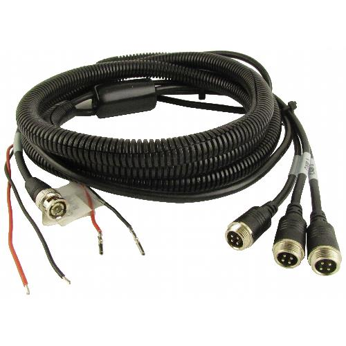 CabCAM Cable for Case IH AFS Pro 700 and New Holland Intelliview IV