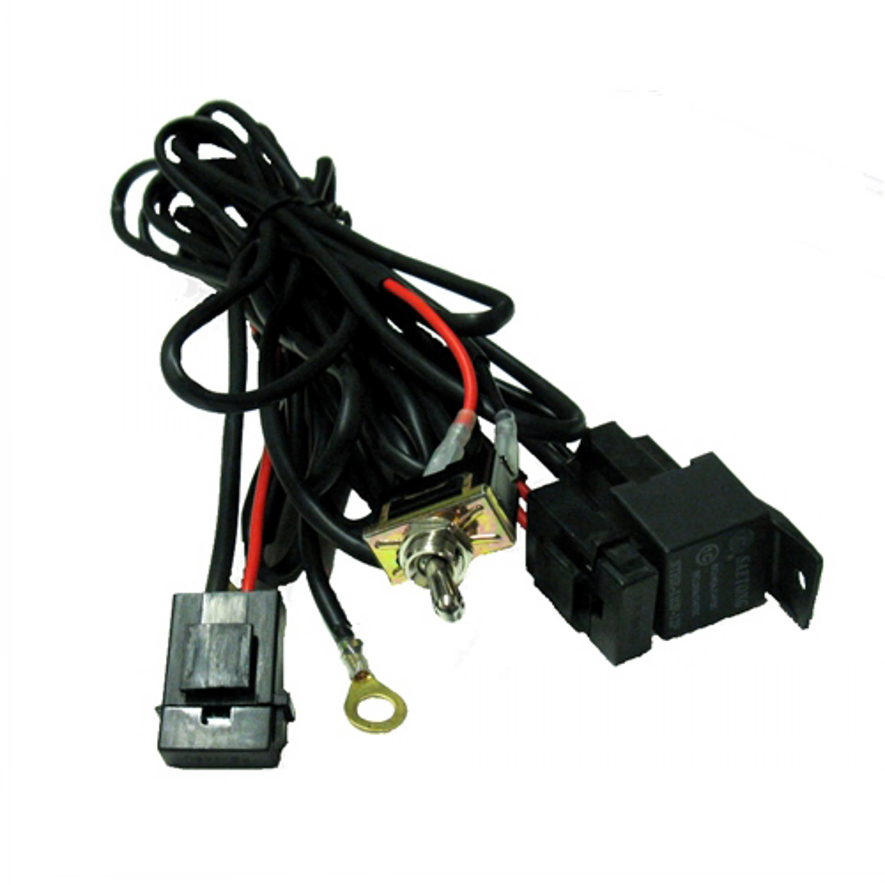 2 To 1 Deutsch Connector For Driving Light Wiring Harness Manual Guide