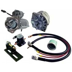 Alternator & Starter Conversion Kit