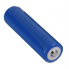 Li-ion Rechargeable Flashlight Battery