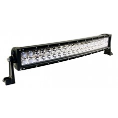 "CREE LED 22"" Flood/Spot Combo Curved Bar Lamp, 8800 Lumens"