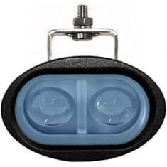 CREE LED Blue Spot Beam Safety Light