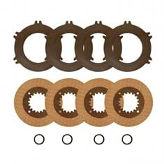 Differential Clutch Pack Kit, Brake
