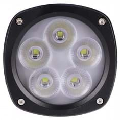 Luminus LED Flood Beam Light, 5000 Lumens