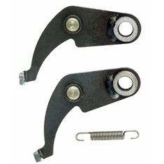 Shift Control Arm & Roller Assembly