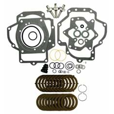 Heavy Duty IPTO Gasket Kit, w/ Brakes