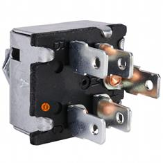Blower Switch, w/ Resistors