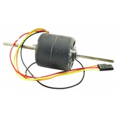 Blower Motor, Dual Shaft, 5/16""