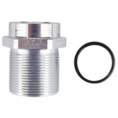 "Male Quick Disconnect Coupling, #8 (3/4"")"