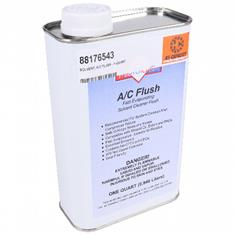 A/C Flush Solvent, R12 or R134A