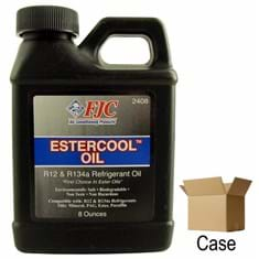 Ester Oil, (Case of 6, 8 oz. Bottles)