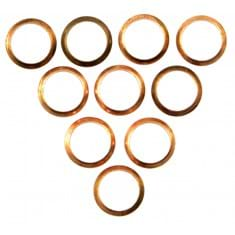 Flared Fitting Washer, #12, (Pkg. of 10)