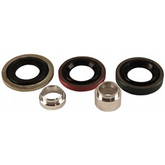 Suction & Discharge Sealing Washer Kit, Delco R4