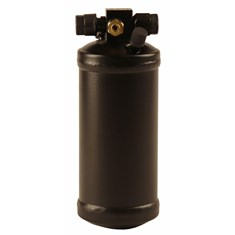 Receiver Drier, w/ High Pressure Relief Valve & Male Switch Port
