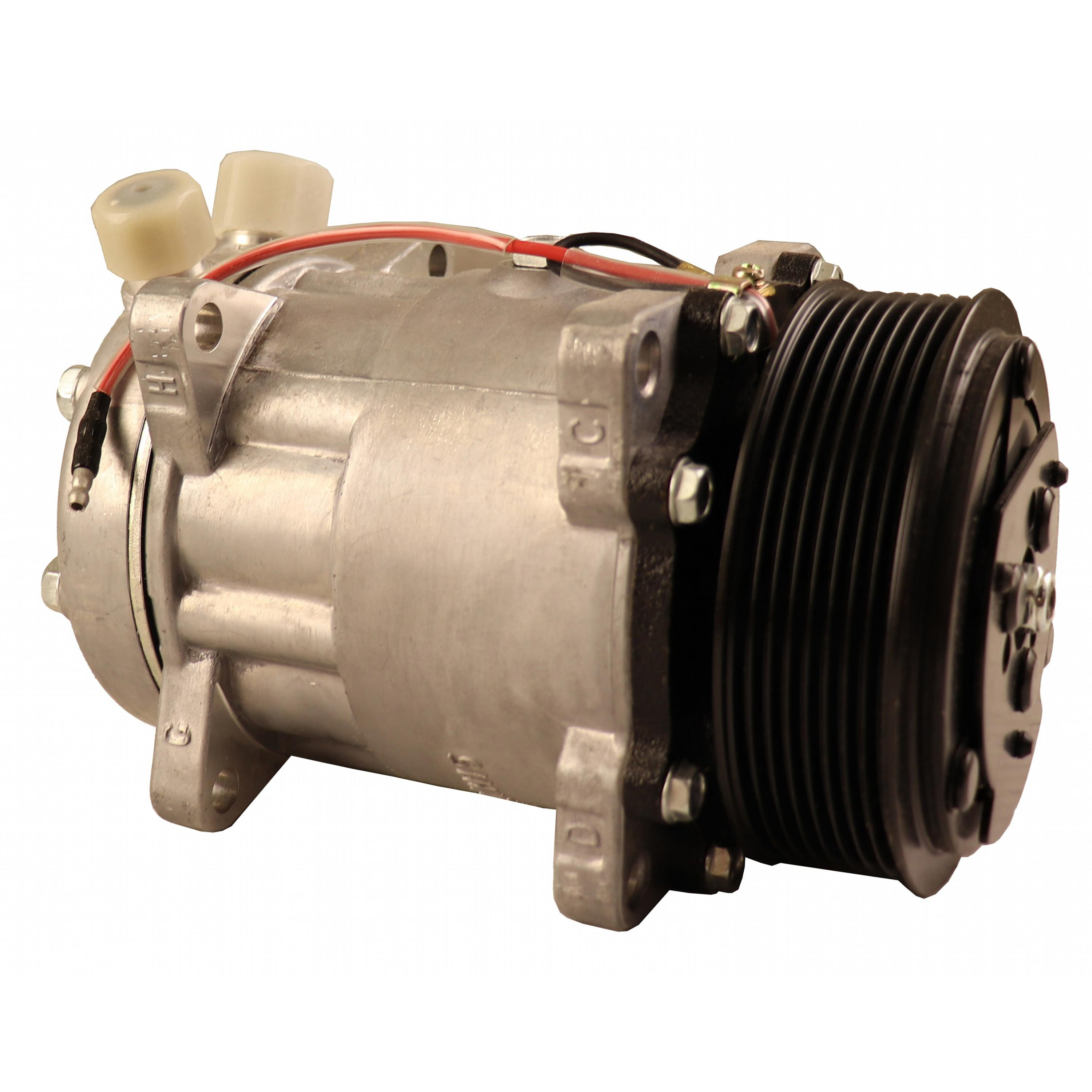 Sanden Sd7h15 Compressor W 8 Groove Clutch New
