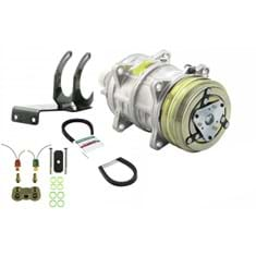Compressor Conversion Kit, Delco R4 to Sanden Style