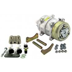Compressor Conversion Kit, Delco A6 to Sanden Style