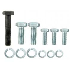 Metric Mounting Bolt Kit, Delco A6 Compressor