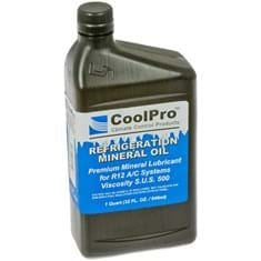 R12 Mineral Oil, 1 qt. Bottle