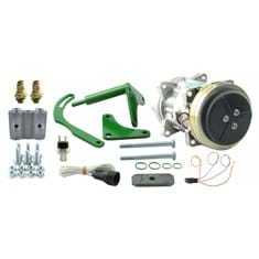 Compressor Conversion Kit, Delco A6 to Sanden, w/ Single Switch