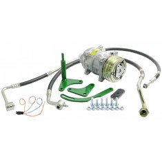 Compressor Conversion Kit, Delco A6 to Sanden