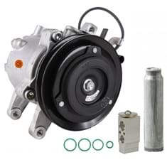 Compressor, Drier & Valve Kit on