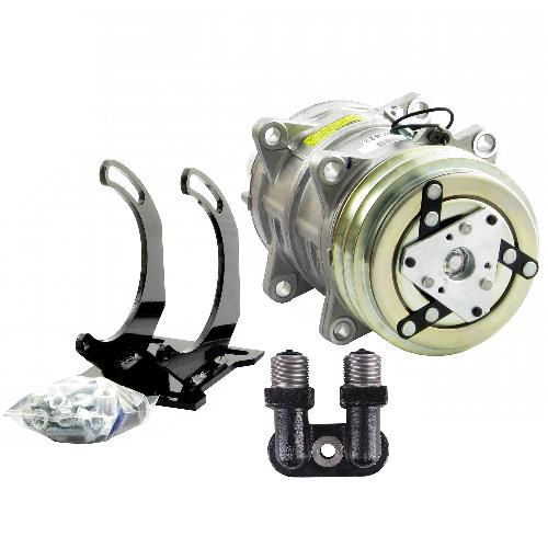 Compressor Conversion Kit, York to Sanden Style