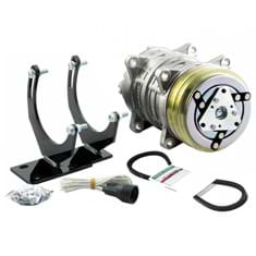 Compressor Conversion Kit, Delco A6 & R4 to Sanden Style