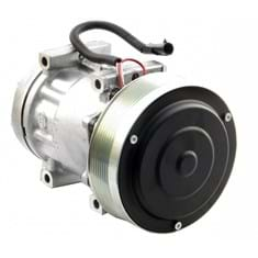 Sanden SD7H15 Compressor, w/ 8 Groove Clutch - New