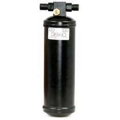 Receiver Drier, w/ High Pressure Relief Valve & Female Switch Port