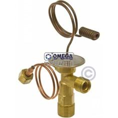 Expansion Valve, Right Angle, Externally Equalized