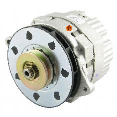 Alternator - New, 12V, 94A, 10SI, Aftermarket Delco Remy
