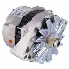 Alternator - New, 12V, 140A, 15SI, Aftermarket Delco Remy