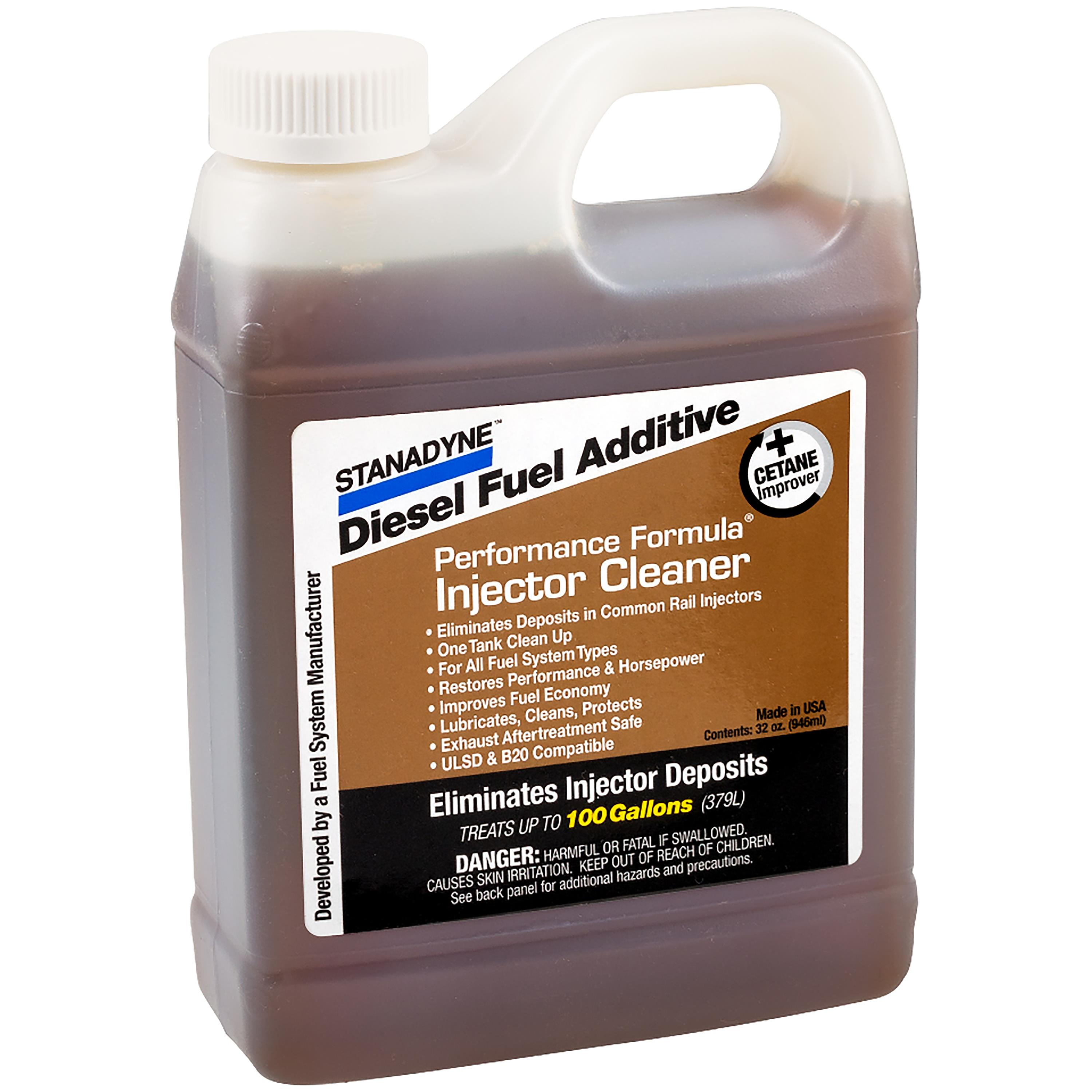 Baldwin Stanadyne Diesel Additive, Injector Cleaner, 32 oz  Jug (Case of 12)
