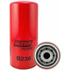 Baldwin Lube Filter, Spin-On - Case of 12