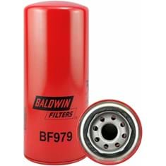 Baldwin Fuel Filter, Primary, Spin-On