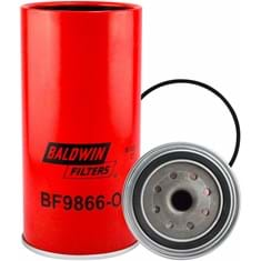 Baldwin Fuel Filter, Spin-On